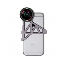 Exolens Zeiss pour iPhone Grand Angle avec support bracket aluminium