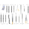 Kit instrumentation Endodontie Chirurgicale