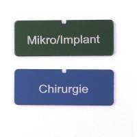 IMS Container Étiquettes d'identification