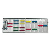 New GEN IMS Cassette Ostéo DIN, multicolor