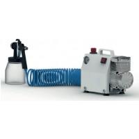 Station de vaporisation portable pour la désinfection des surfaces