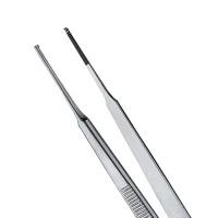 Pince à tissus Gerald Perma Sharp chirug. 1x2-droite 18cm