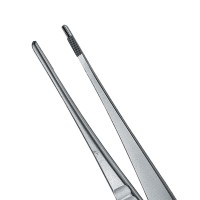 Pince à tissus Backey Perma Sharp droite 15cm