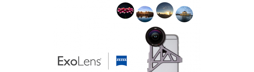 ExoLens Zeiss pour iPhone