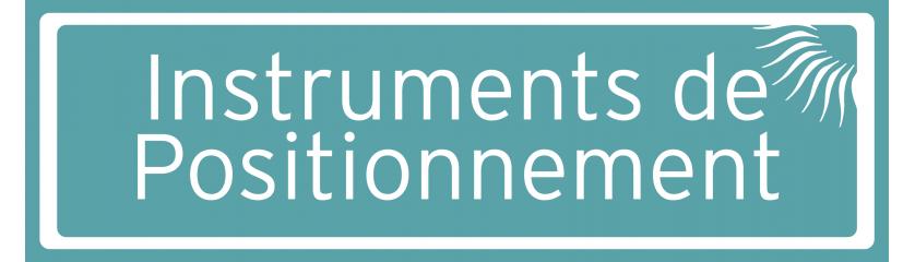 Instruments de positionnement